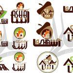 آتلیه هنری راد، طراحی گرافیک، علی تیموری راد، Rad Studio Art، لوگو